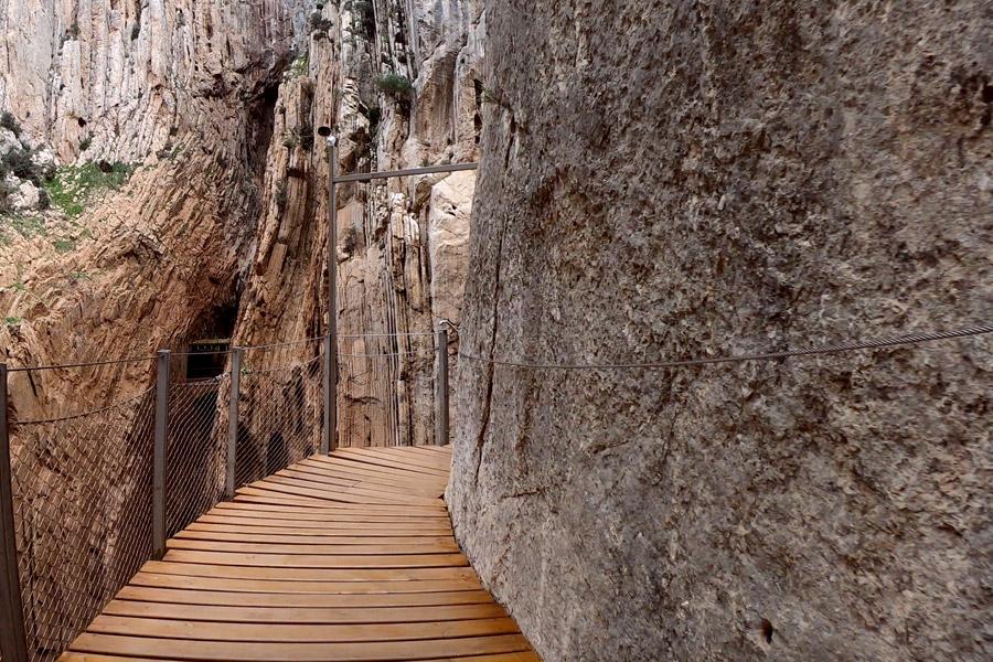 Caminito del Rey tour by MV Signature Tours Marbella