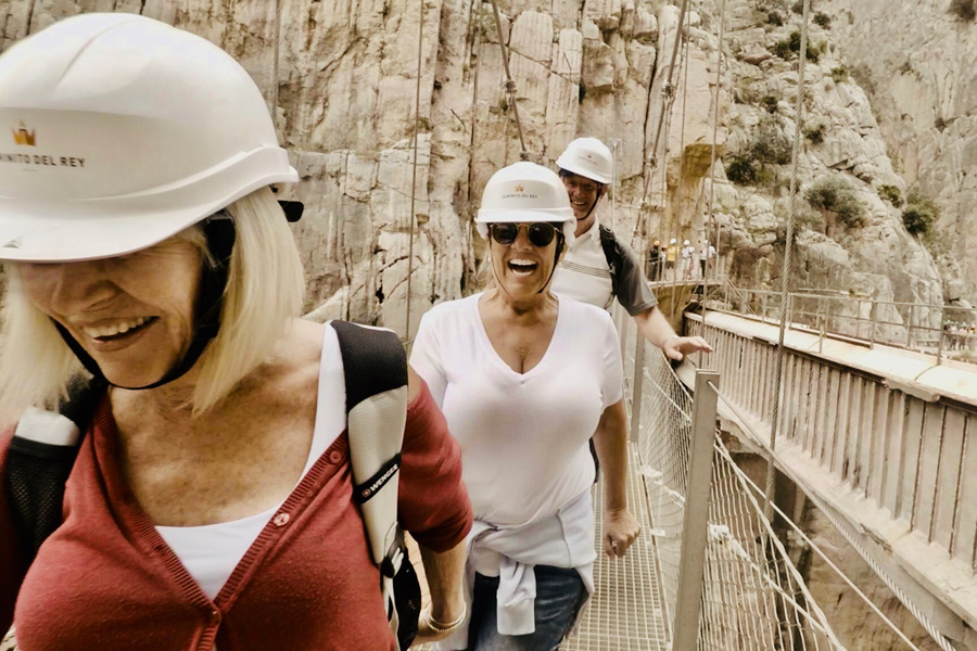 Caminito del Rey tour by MV Signature Tours Marbella