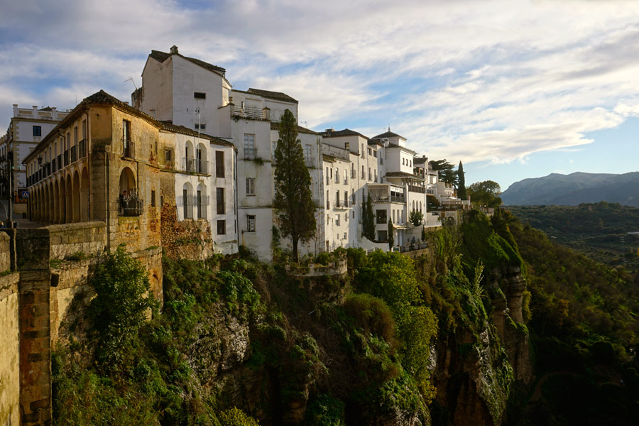 1 - Wine tour to Ronda - Old Town